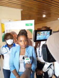 Dr Marie Solange NDOM-EBONGUE (présidente de Medcamer)